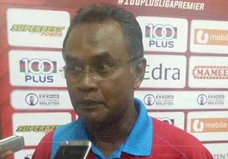 Melaka's Mat Zan blames players' lack of focus after defeat to Felda