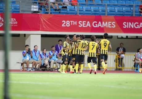 SEAG 2015: Malaysia U-23 Sikat Laos U-23