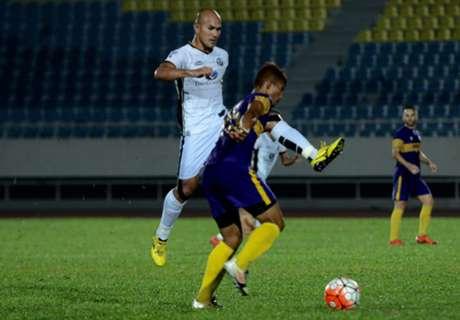 Kedah and Pulau Pinang draw in weekend friendly, Terengganu held at home by UiTM