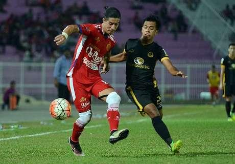 Injured Brendan Gan departs Kelantan