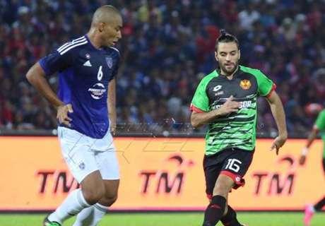 Report: JDT 1-1 Selangor