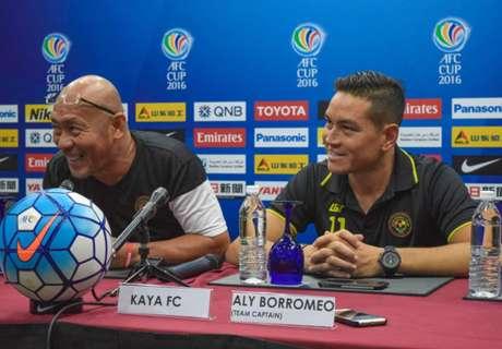 Kaya head coach: