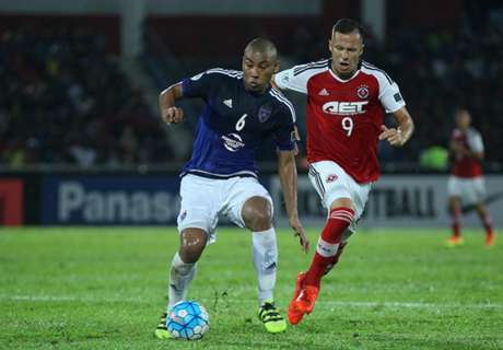 WATCH: Highlights of JDT 2 South China 1