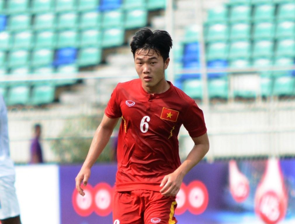 Vietnam's Luong Xuan Truong - 2016 AFF Suzuki Cup
