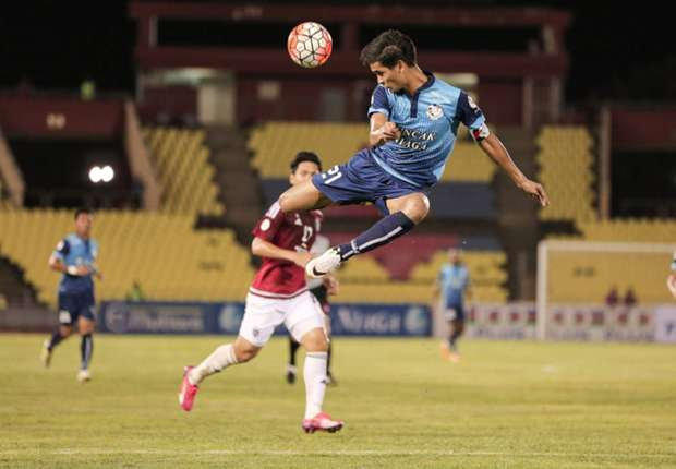 PDRM FA's Safuwan Baharudin in action ...