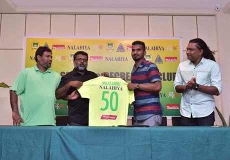 Ali Ashfaq returns to Maldivian league with Maziya