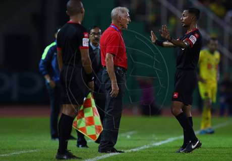 Weigang angry at poor performances