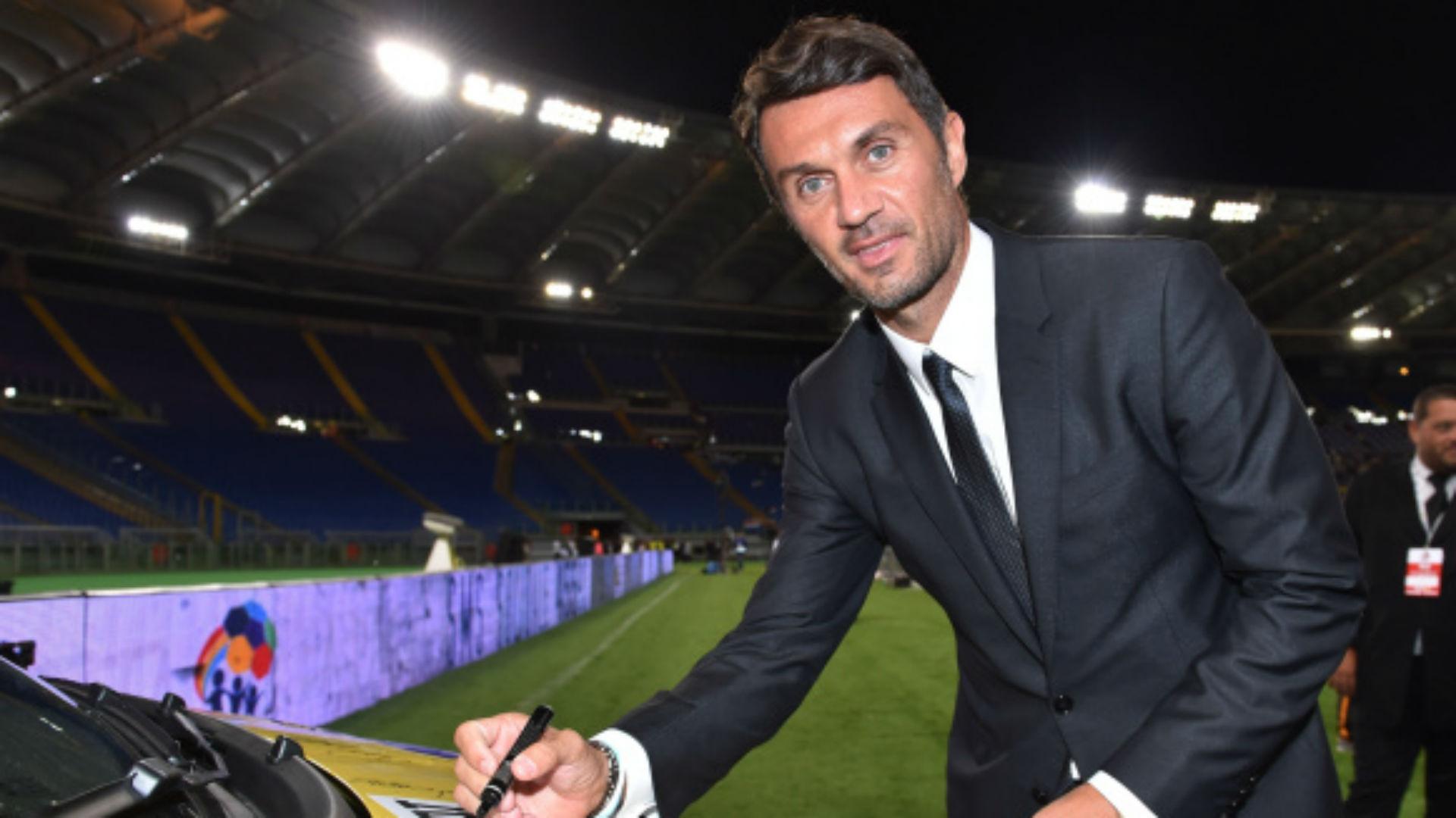 Maldini-Milan: Fassone pronto a offrirgli il ruolo di direttore generale