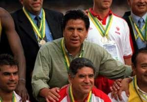 2000 l Raúl Arias l Necaxa
