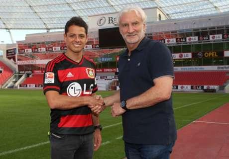 Chicharito Tertantang Jajal Bundesliga