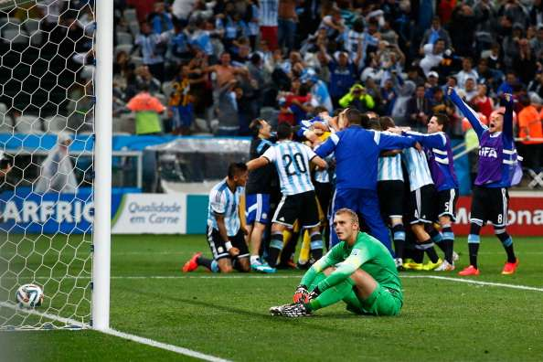 Ives Galarcep: Argentina returns to soccer's peak after two-decade drought