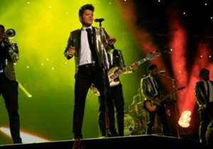 SUPER BOWL XLVII | Bruno Mars puso a bailar a todos los espectadores en el MetLife Stadium, donde los Seattle Seahawks aplastaron a los Denver Broncos por 43-8. El cantante superó la audiencia alcanzada en los shows anteriores.