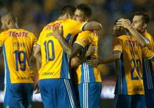 Tigres sigue invicto tras 10 fechas en el Apertura 2016; el equipo que más se ha tardado en perder en un torneo corto fue Chivas.