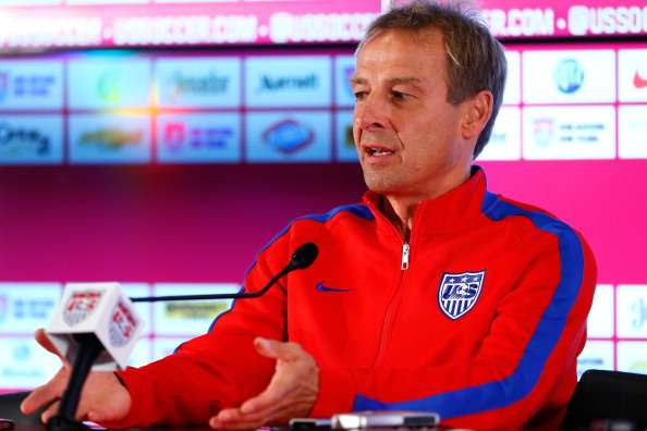 Klinsmann questions appointment of Algerian referee for Belgium clash