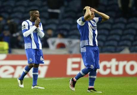 Porto, tres temporadas sin ganar títulos