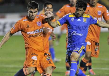 EN VIVO: Tigres 0-1 Universitario
