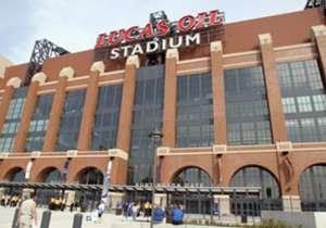 Indianapolis l Lucas Oil Stadium (67 mil aficionados)
