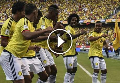 ► ¡El bailecito de Colombia!