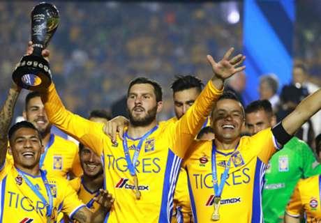 Los campeones de Latinoamérica en 2016