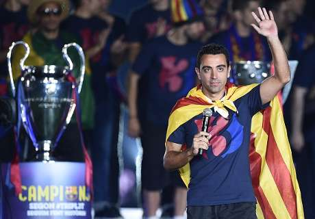Barca weaker without Xavi and Pedro