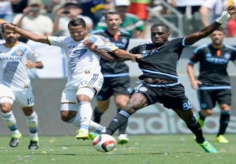 La playera de Gio cae en ventas en MLS