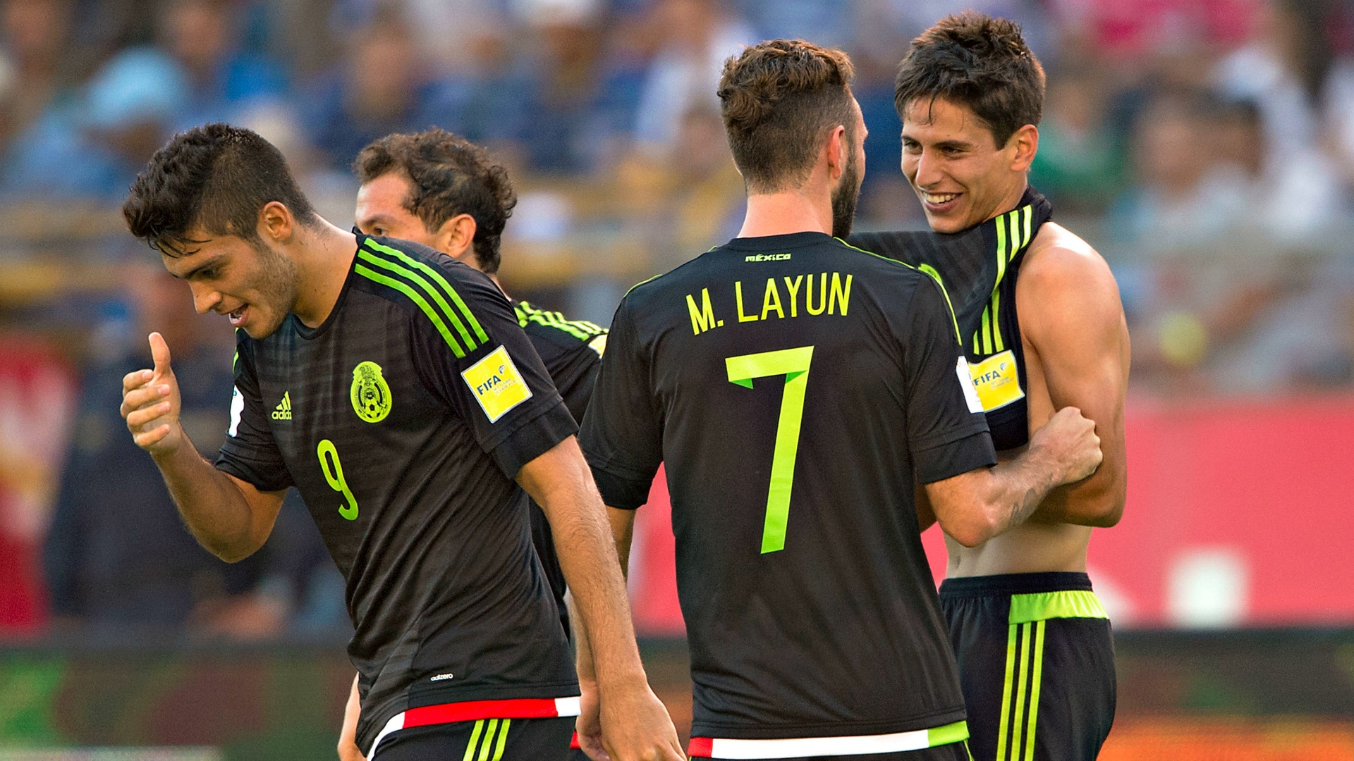 Osorio and senior players delighted with Mexico youth - ESPN FC