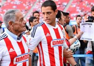 """<strong>Tomás Balcázar</strong>: el primero de una generación de estrellas que terminaría por ser historia en Guadalajara. Balcázar perteneció al """"Campeonísimo"""", figuró en Selección Nacional y, cuando nadie lo esperaba, terminó por incrementar su legad..."""