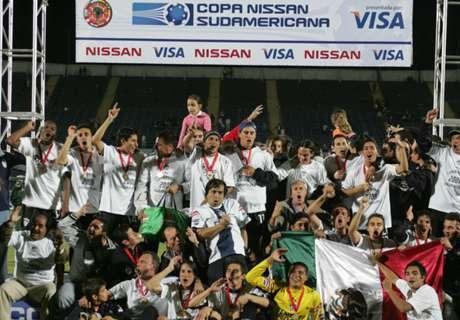 ¿México vuelve a la Sudamericana?