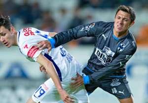 <strong>Pachuca y Monterrey</strong>, los dos <strong>finalistas del Clausura 2016</strong>, se reparten a cinco de los jugadores provenientes de las inferiores con mayor precio del mercado. Fuente: Transfermarkt. *mde = millones de euros