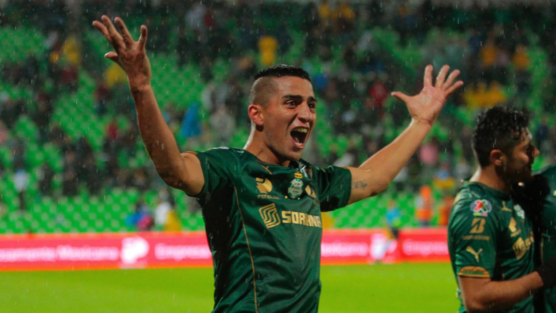 Diego Gonzalez Santos Diego González Santos Goal