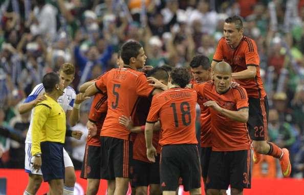 México se despidió con triunfo.