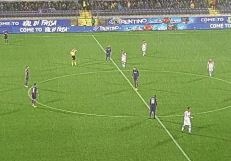 Suspenden partido de la Fiorentina