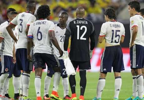 RATINGS: Peru 0-0 Colombia (2-4 pens)