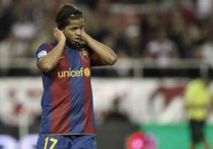 GIO DOS SANTOS |Debut con el Barcelona: 2 de septiembre de 2007 | Club actual: LA Galaxy