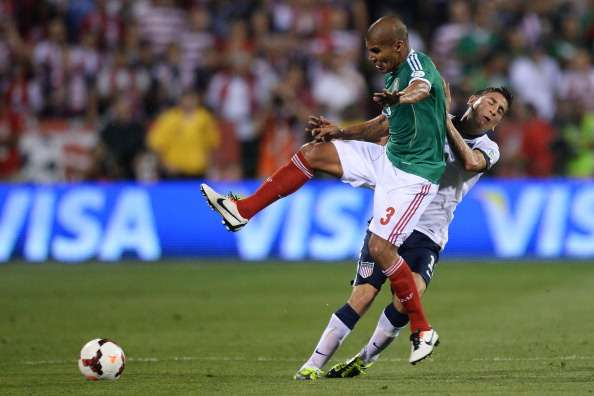 Mexico's Salcido quits international soccer