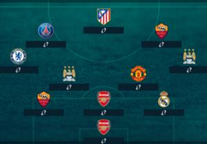 Con la Champions League finalizada, Goal echa un vistazo a las actuaciones más decepcionantes de la competición