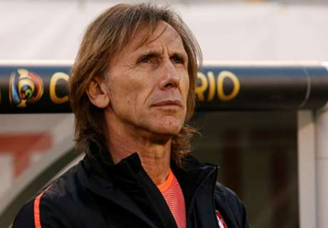 Gareca dio la lista para enfrentar a Argentina