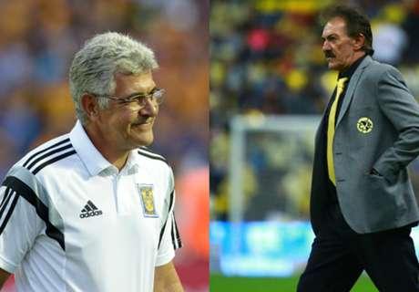 DT's foráneos dominan la Liga MX