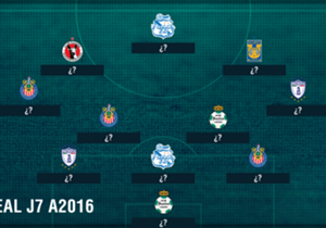 ¿qué jugadores formarán parte el XI ideal de la J7?