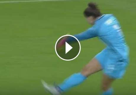 ► El gol más ridículo de los JJOO