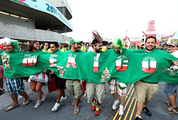México cayó en el ránking pese a su buen Mundial