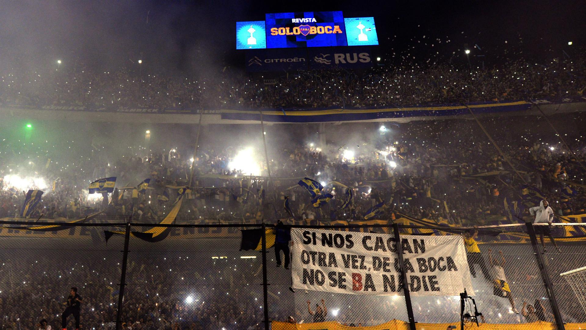 Boca Juniors tem castigo muito reduzido — Libertadores