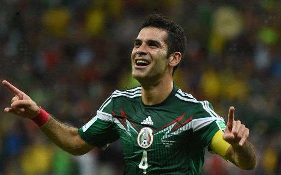 Marquez is Mexico - ex-Barcelona star proves his worth