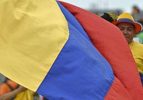 La Colombie assure face à Haiti