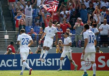 Copa Oro | Estados Unidos 6-0 Cuba