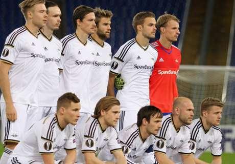 Rosenborg, los más 'calientes' del frío