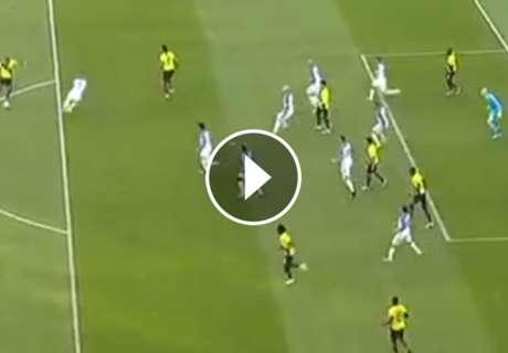 ► El gol de Michael Arroyo vs EU