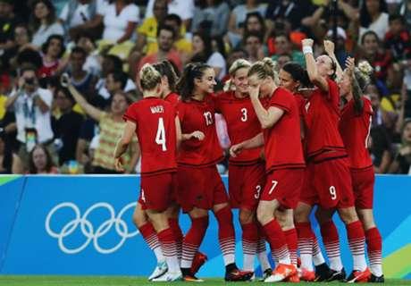 Alemanha vence e garante ouro inédito