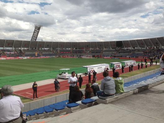 Puebla vs Chivas Lobos BUAP