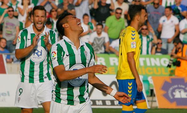 El Córdoba siempre ha perdido en el Santiago Bernabéu